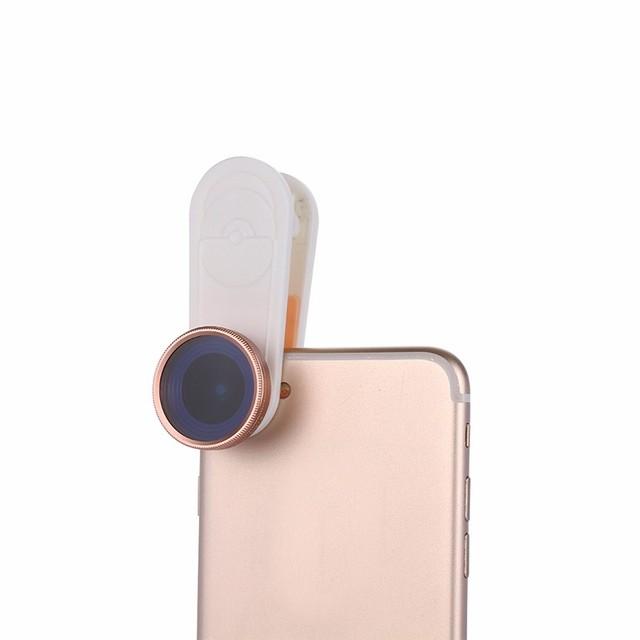 2017 Más Reciente Teléfono Móvil Kit de Lentes Macro Lente CPL Lentes de Ancho Para iphone 4 4s 5 5s 6 6 s 7 plus samsung huawei xiaomi teléfono móvil
