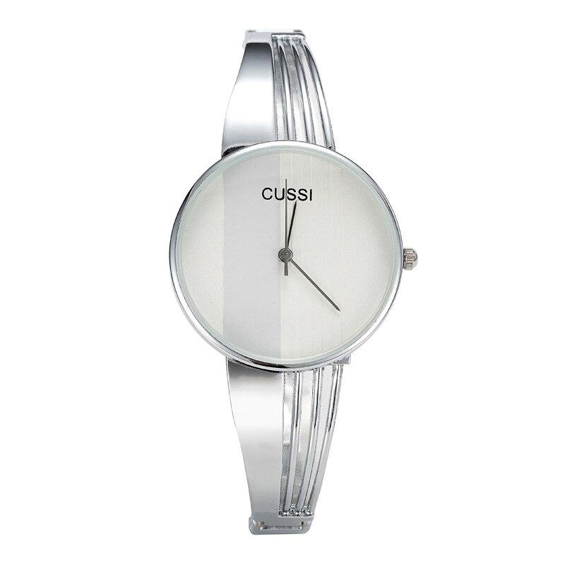 CUSSI Κορυφαία ασημένια γυναικεία - Γυναικεία ρολόγια - Φωτογραφία 2