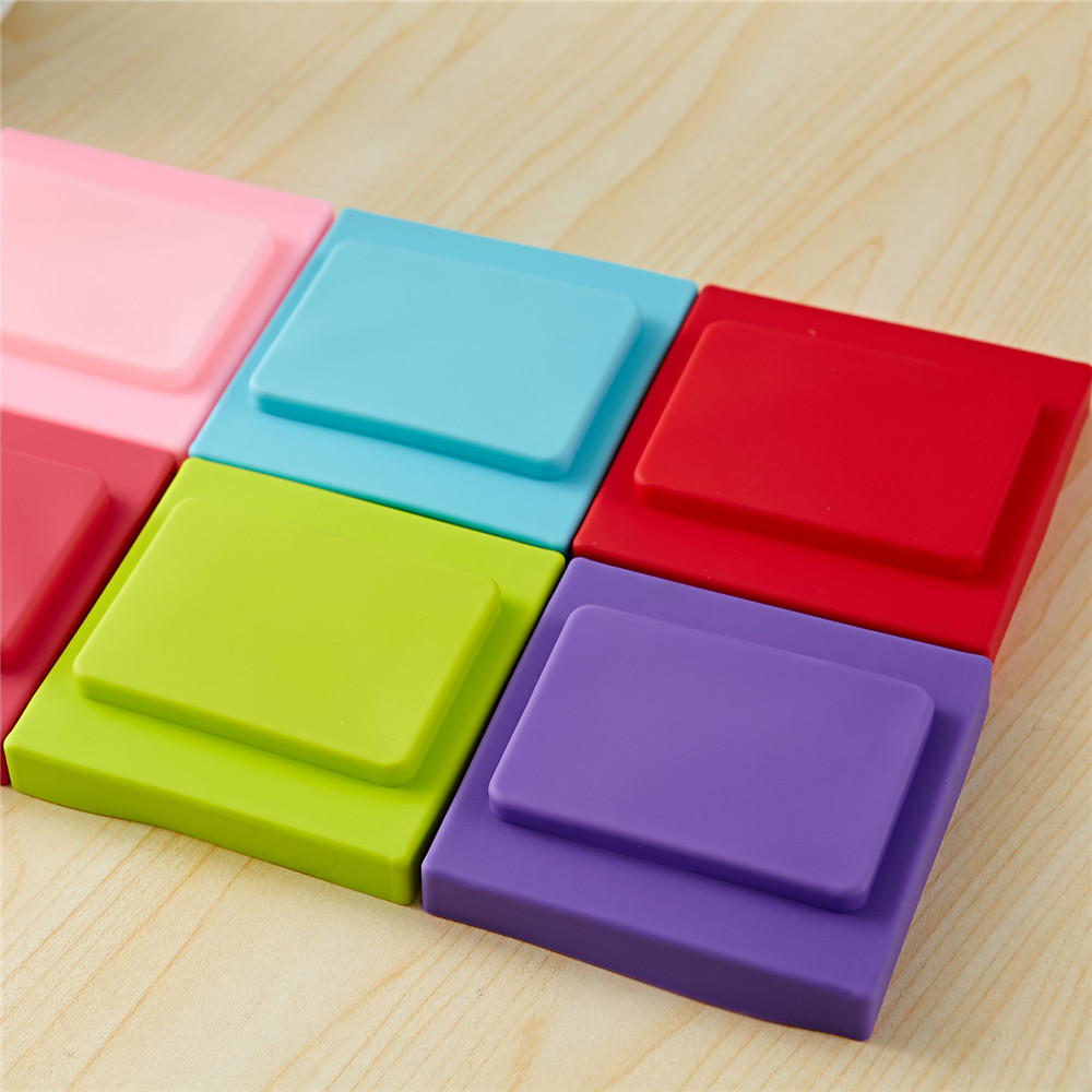 1 Pcs Solid Color Silicone Light Switch Protection Covers Home Decor Bedroom Parlor Electrical Safety