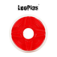 3D Printer Material 1.0 kg 2.2 lb 1.75 mm Red ABS Filament Worldwide Fast Shipping Direct Manufacturer