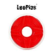 США Испания склад в Китае не Warp 1,75 мм красный ABS Синтетическая нить 1кг FDM 3D-принтеры Пишущие принадлежности пластиковая печать Материал