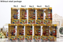 Newest cartoon in-ear wired 3.5mm earphone headset Despicable Me Minions model headset for MP3 MP4 cell phone free shipping