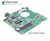 NOKOTION DAY11AMB6E0 794986 501 794986 001 For HP Pavilion 15 15 P Laptop Motherboard I7 5500U CPU GT840M graphics