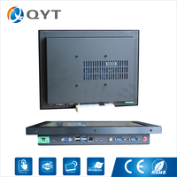 Intel 3217U 19 Industrial Compouter Capacitive Touch Screen Fanless Pc Resolution 1280x1024 With 1 8GHz 2GB