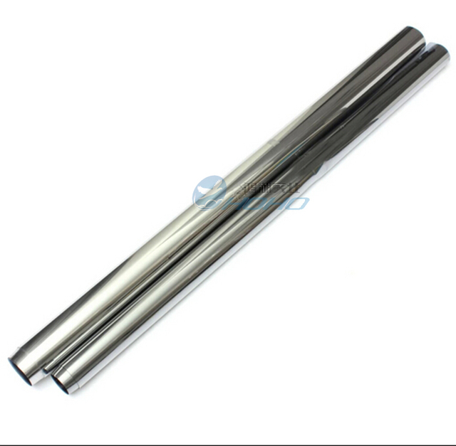 20%VLT 1.52M x 5M Silver Mirror Reflective Solar Window Film Best for Building Home Office