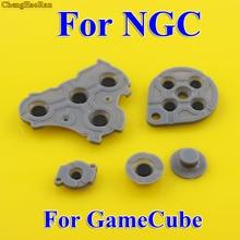 2 10 set di Ricambio Per Nintendo GameCube NGC Controller Pulsante di calore Conduttivo Del Silicone Pad