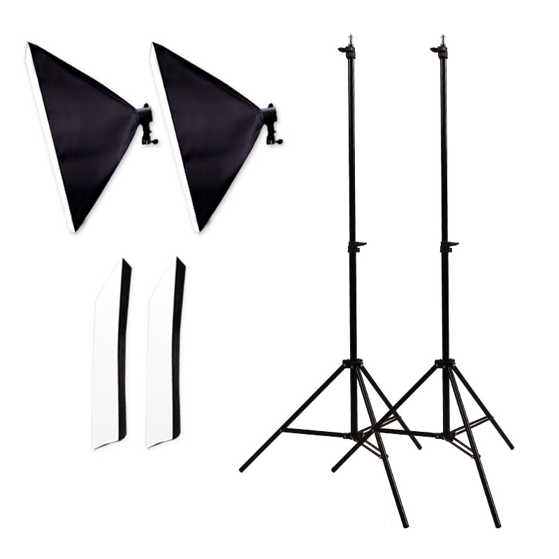 Photo equipment studio set Taobao photo lamp set photography light box flexible box portrait photography CD50 haje jan kamps macro photography photo workshop