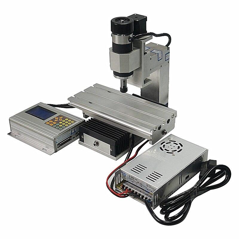 Mini CNC 1010 Type Vertical bois Router3 axe moteur colonne type Machine de gravureMini CNC 1010 Type Vertical bois Router3 axe moteur colonne type Machine de gravure