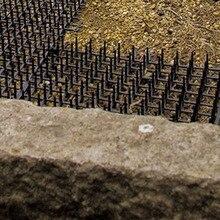 Садовые коврики для кошек, противоскользящие полоски для кошек, безопасные пластиковые спайки 2 м P7Ding