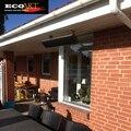 1800 W luz negra radiante techo jardín patio calentador con control remoto SAA aprobado