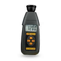 VICTOR DM6237P Digital Stroboscope Tachometer 60 to 19999RPM measuring range VC DM6237P VC 6237P Tachometer
