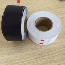 O envio gratuito de 1 carretel 5 m tênis dedicado raquete cabeça protetor adesivos raquete para reduzir o impacto e fricção adesivos