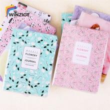 Winzige A6 Weekly Plan Cute Notebook Waterproof A Year Filof