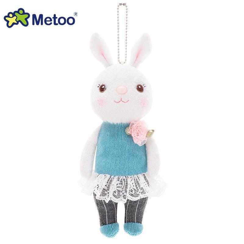 Angela kanin dockor Metoo 35cm baby plysch leksak docka söt söt - Dockor och gosedjur - Foto 6