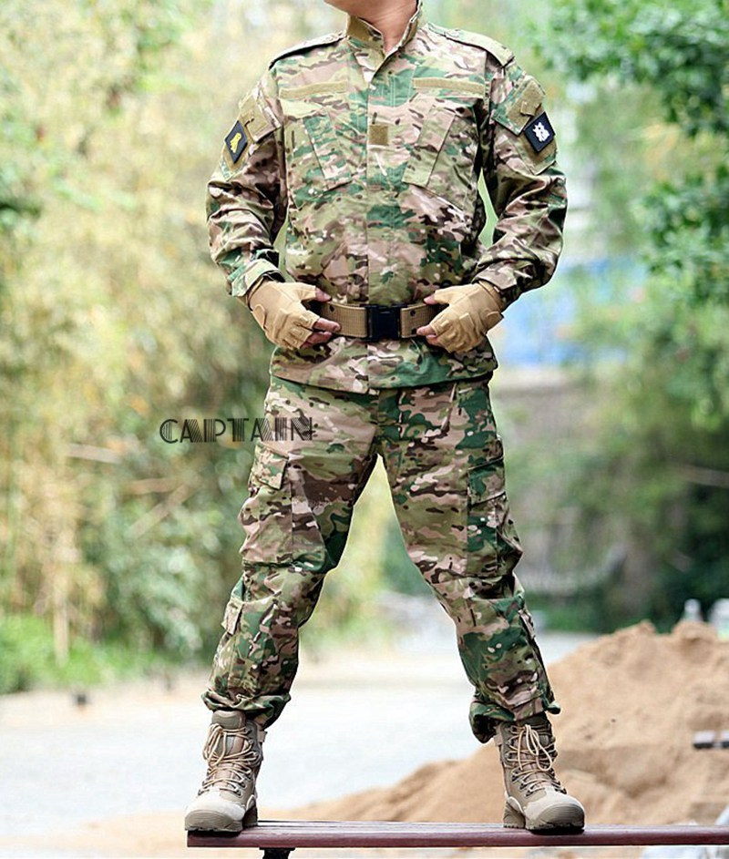 Camouflage Shirts Men