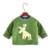 1-4 Años 2 Colores Del Niño Del Bebé Niñas niños Sweatershirt Manga Larga Del Otoño Del Resorte 2017 Nueva Grueso Niños de Dibujos Animados ropa T4779