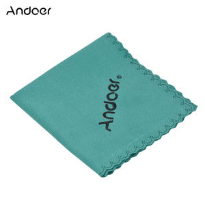 Andoer Cleaning Cloth Screen Glass Lens Cleaner for Canon