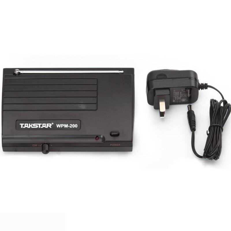 Wireless ear Takstar wpm 200 wpm200 Only Single Transmitter Power Adapter Accessories UHF Wireless Monitor System