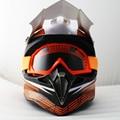 Бренд Мотоциклов Мотокросс Шлем Внедорожной Гоночной Шлем велосипеда Moto Capacete Каско с очками