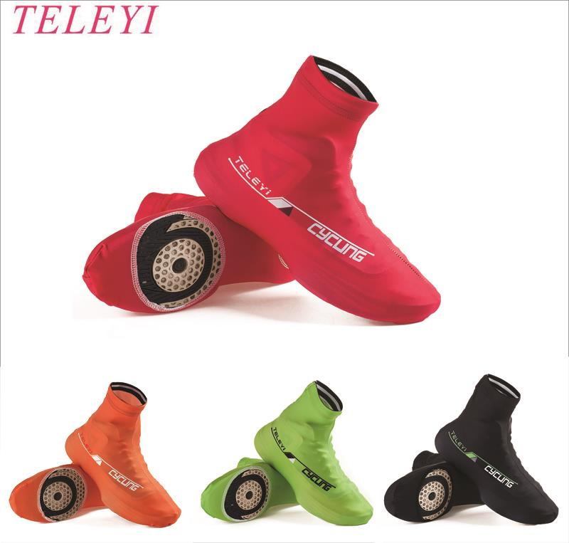 Tleyi Winter Thermal Fleece Funny Basketball Cycling Shoe Cover Mtb Bike Bicycle Overshoe Boot Reflective Ciclismo #ST-04