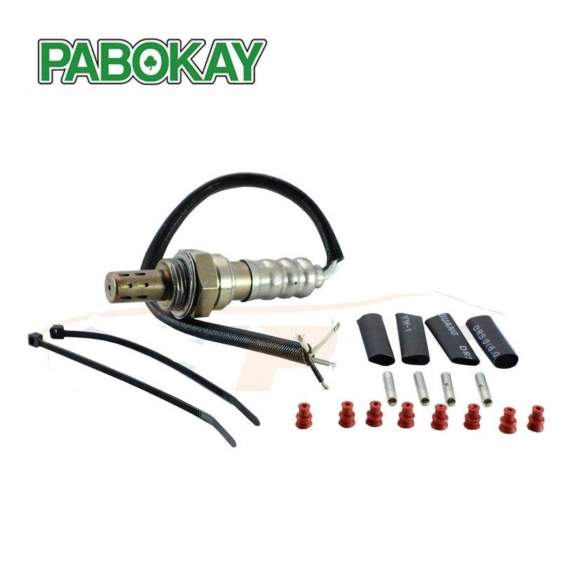 Universal Fit O2 Lambda Oxygen Sensor 4 Wire Audi A3 A4 1.6 A6 2.4 3.2  OZA624-E4 DOX-0119 030906262C 030906262F 036906262AUniversal Fit O2 Lambda Oxygen Sensor 4 Wire Audi A3 A4 1.6 A6 2.4 3.2  OZA624-E4 DOX-0119 030906262C 030906262F 036906262A