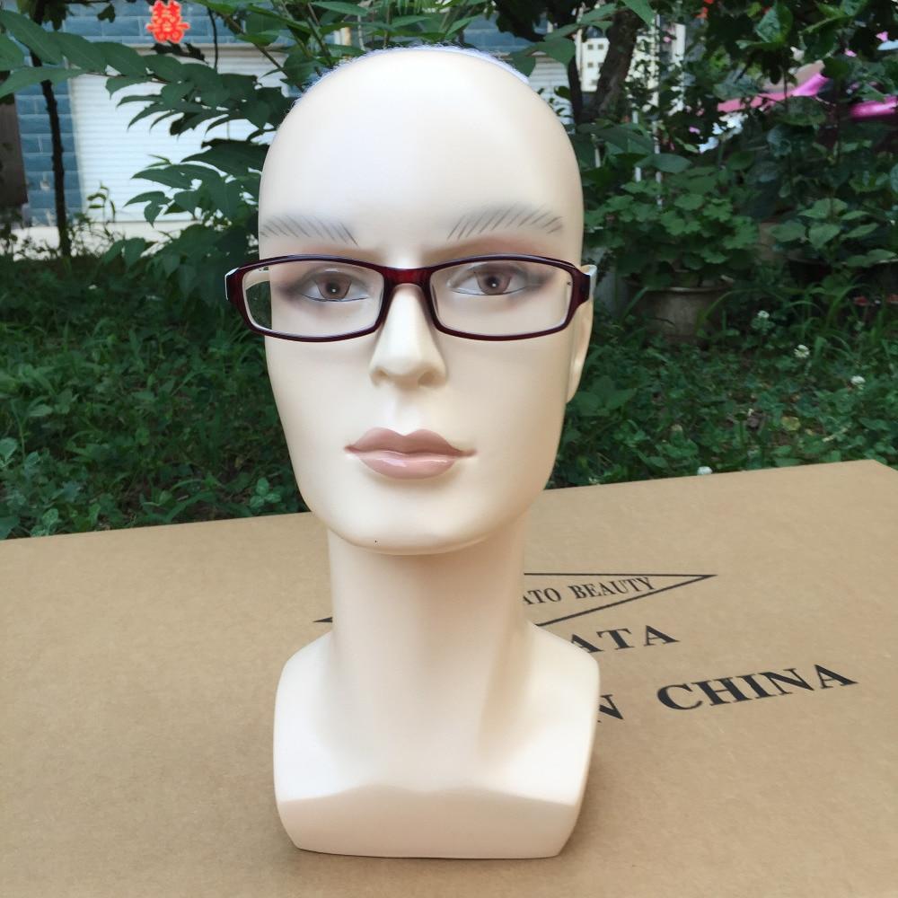 ФОТО Free Shipping Height 35cm Male Mannequin Head Hat Display Wig Stand Training Head Model Head Model Men's Head Model