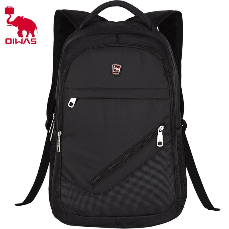 2018 NEW Oiwas Fashionable Design Men Women Backpack School Backpack Shock Resistant Students Laptop Notebook Bag Bagpack oiwas fashionable design men women