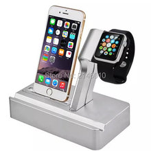 3 in 1 Watch Strap Dock Watch Stand Rechargeable Cradle Bracket Accesso