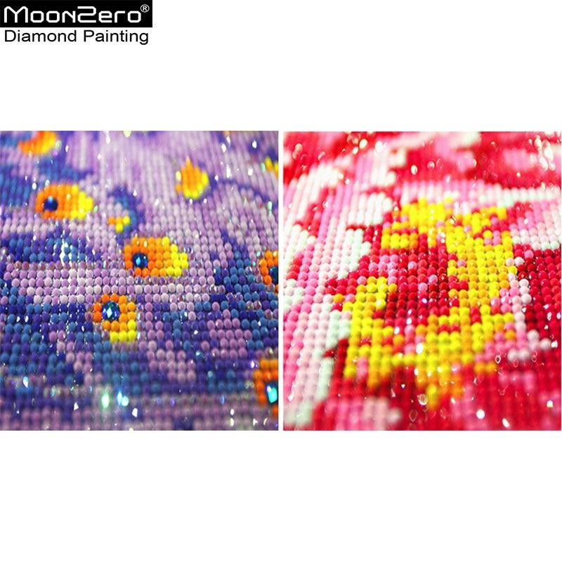 Νέο Diy Diamond Κεντήματα Μωσαϊκό Λευκό - Τέχνες, βιοτεχνίες και ράψιμο - Φωτογραφία 6