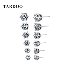 Tardoo Genuine Sterling Silver Costume Jewelry Earrings for Women Lovely Exquisite Earrings Silver 925 Jewelry