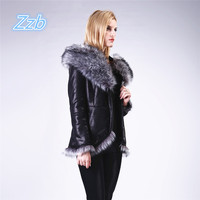 Fashion Winter Fur Short Design Female Large Fur Collar Overcoat Thick Thermal Women S Faux Sheepskin