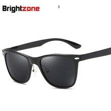 High-end Ma'am Restore Ancient Ways Aviation Colorful Aluminum Magnesium   Sunglasses Polarized   Sunglasses oculos de sol gafas