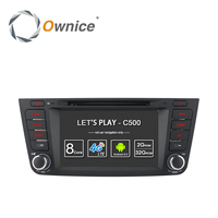Ownice C500 Octa 8 Core Auto Dvd-speler voor Geely Emgrand GX7 EX7 X7 Android 6.0 Gps 2 din 2 GB RAM 32 GB ROM ondersteuning 4G DAB