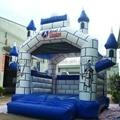 Entrega gratuita de Recreación Al Aire Libre 0.55mm PVC gorilas Inflables cama elástica juguetes