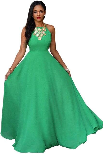 Sexy divina verde/rojo crisscross volver maxi dress 2017 vestido de verano bodycon sexy party dress for women lc60817 renda
