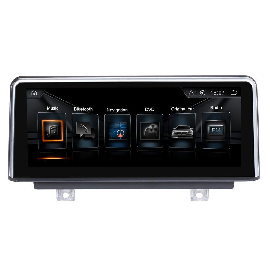 Premium Audio Device Car Stereo For BMW 1/2 Series F20 F21 F23 Cabrio android 8.1 Screen car gps MP5 1080P BT carplay multimedia