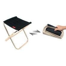 Легкий открытый стул для рыбалки портативный складной рюкзак Кемпинг ткань Оксфорд складной стул для пикника