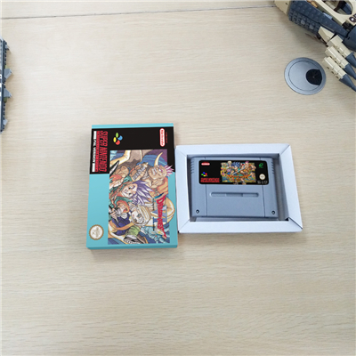 Dragon Quest VI With Retail Box RPG Game Battery Save EUR Version image