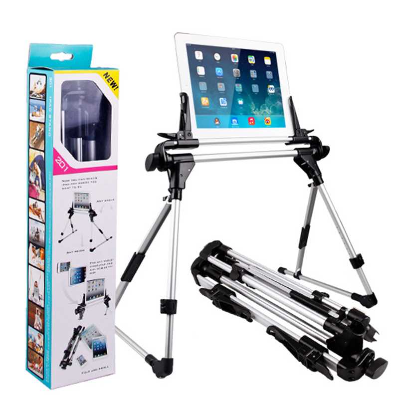Metal Universal Laptop Tablet Stand Bad Desk Holder Support Ordinateur Portable Accessories for ipad pro for iphone phone