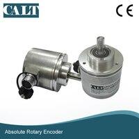 CALT 12 битов однооборотный 360 градусов RS485 абсолютное вращающийся регулятор IP67 водонепроницаемый