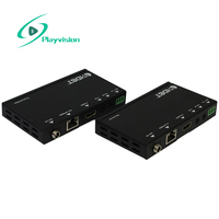 Playvision HDBaseT HDMI Extender over Cat5e/Cat6 70m support 3d 4K 1080P IR hdmi extender hdmi extender cat5eextender hdmi -