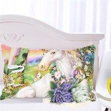 3D Unicorn Bedding Sets