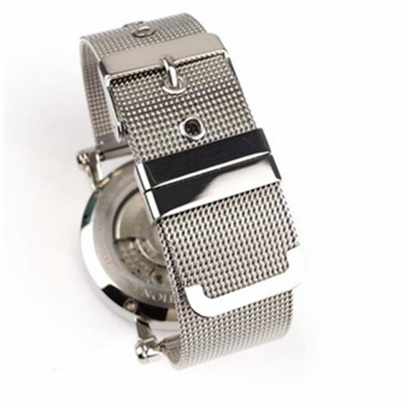 New 20mm 22mm 24mm Universal Stainless Steel Metal Watch Band Strap Bracelet For Breitling