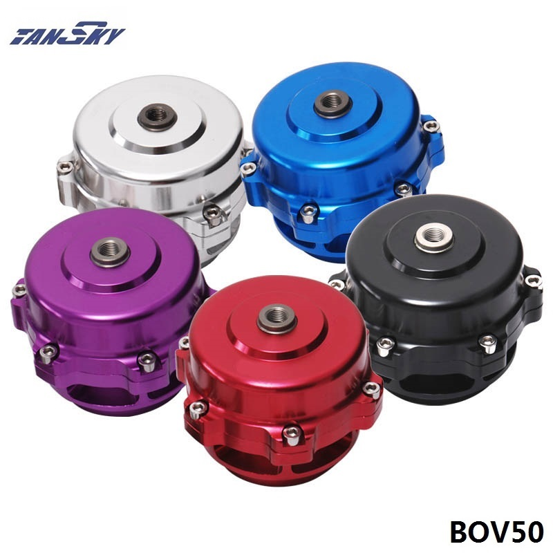 цена на 50mm Blow Off Valve BOV Authentic w/ Flange H quality/reasonable shipping! TK-BOV50NO