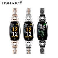 TISHRIC Sport/Women/Ladies/bluetooth smart watch 2018/ios/android/waterproof/gps/whatsapp smartwatch heart rate monitor watches
