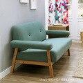 2016 Venda do Saco de Feijão Cadeira Nordic Sofá Pequeno Apartamento Individual Duplo Triplo Estilo Japonês Café Sala de visitas Home Tecido Lavável