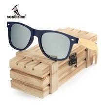 5eae19a37a BOBO pájaro de madera de bambú gafas de sol de las mujeres Retro polarizado  gafas de sol de madera hombres envío de la gota