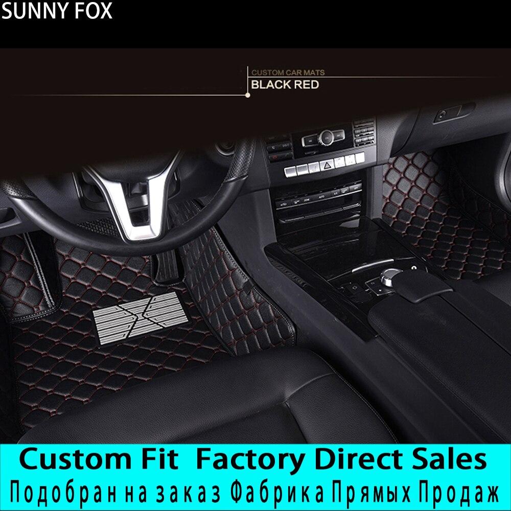 SUNNYFOX tapis de sol de voiture pour Lexus GS 200 t 250 300 350 430 450 H 460 F Sport GS200T GS250 GS350 GS300 GS45OH tapis (2005-SUSUNNYFOX tapis de sol de voiture pour Lexus GS 200 t 250 300 350 430 450 H 460 F Sport GS200T GS250 GS350 GS300 GS45OH tapis (2005-SU