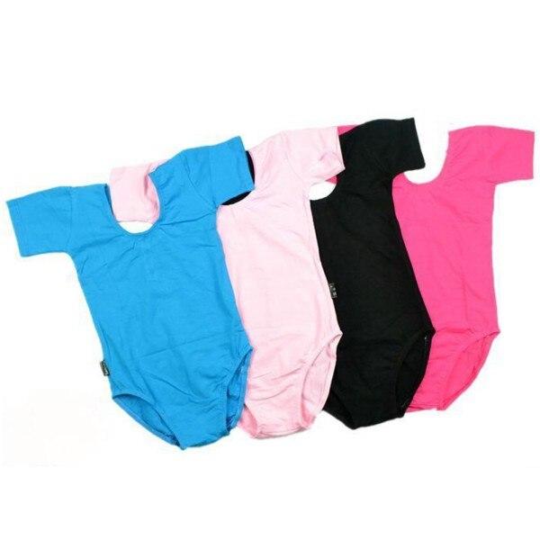 Kids Girls Ballet Dance Costumes Cotton Gymnastics Skating Clothes Leotards S01 dora the explorer little girls ballet dance pajama set