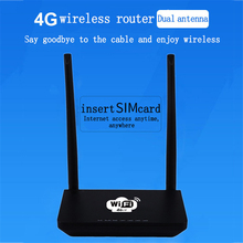 Odblokowane routery Wifi KuWFi 300 mb/s Router 4G LTE CPE z portem LAN obsługa karty SIM i europa/usa/azja/bliski wschód/afryka